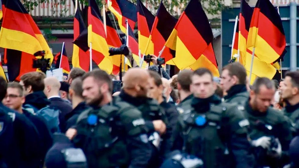 Germany to present report on far-right extremism in police