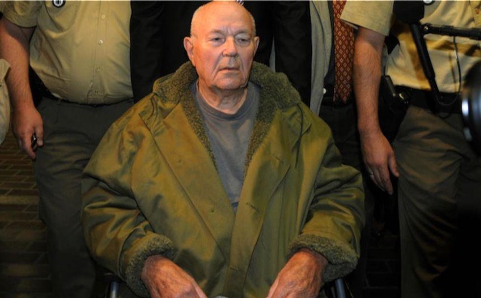 Photos surface showing convicted Nazi guard Demjanjuk at Sobibor