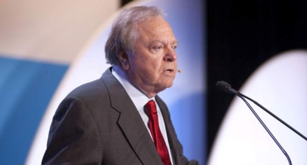 Trump considering fracking mogul Harold Hamm as energy secretary: report