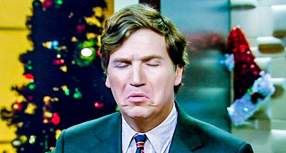 """More advertisers flee after Fox News host Tucker Carlson falsely claims white supremacy is a """"hoax"""""""