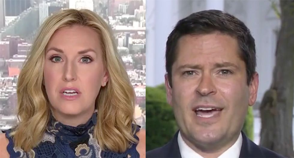CNN host threatens to end interview after Trump spokesperson smears the New York Times