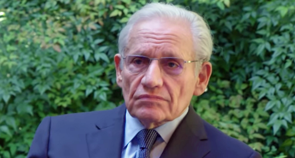 WATCH: Bob Woodward grilled on HBO about Trump supporters being disconnected from reality on COVID