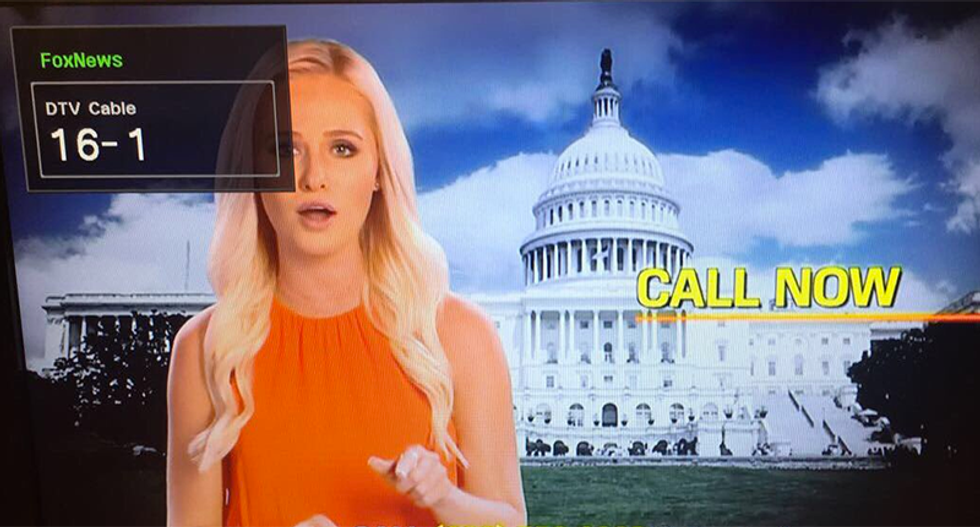 Fox News caught airing pro-Trump super PAC ad featuring new hire Tomi Lahren
