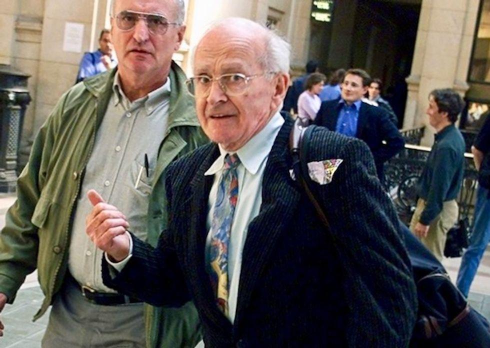 French Holocaust denier Robert Faurisson dies at 89