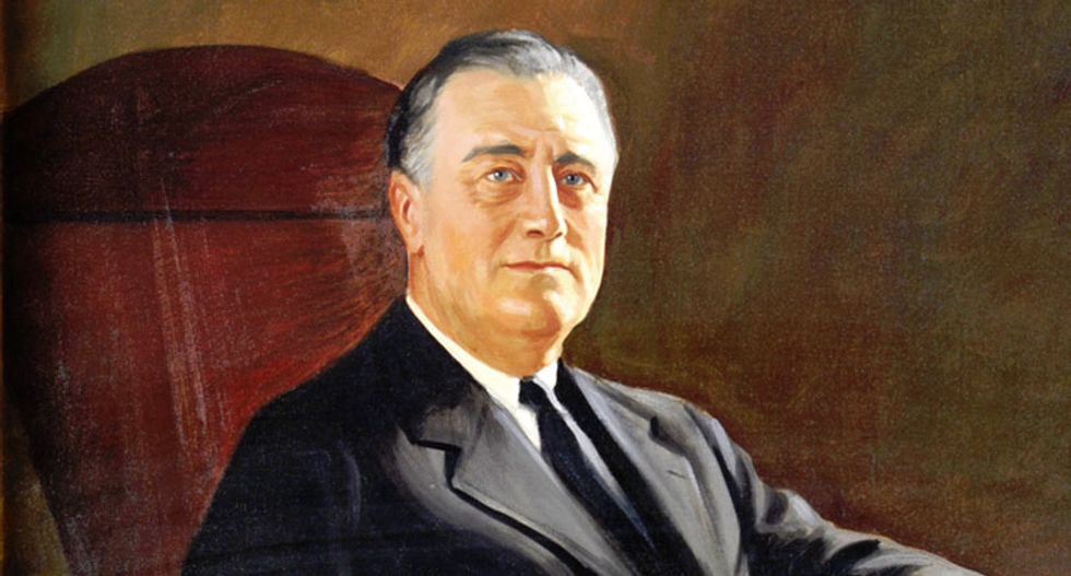 Should Hillary move left? A historian explains how FDR did in 1936 -- and won in a landslide