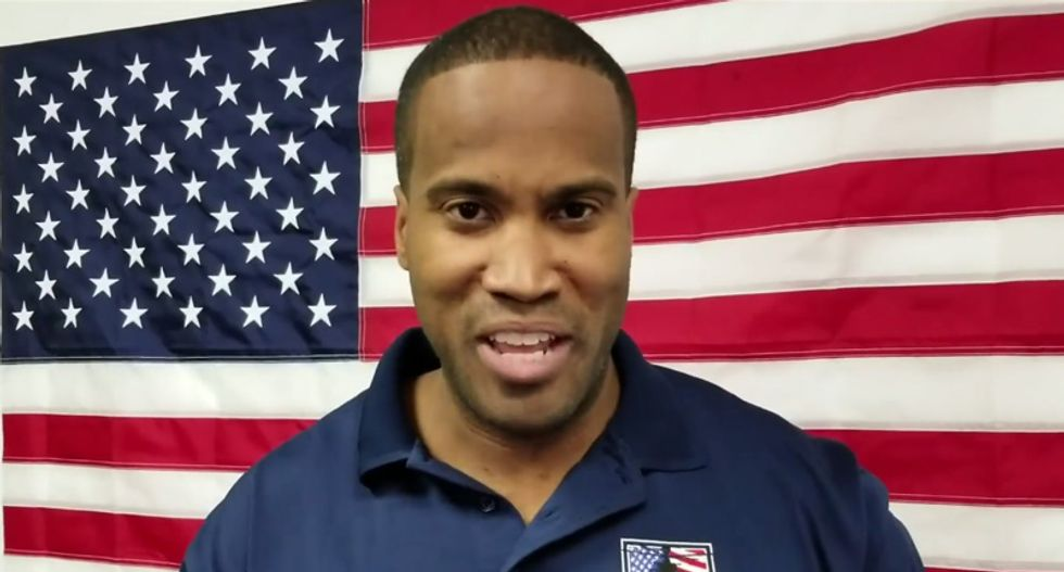 Black Michigan Republican accepted campaign cash from group tied to white nationalists