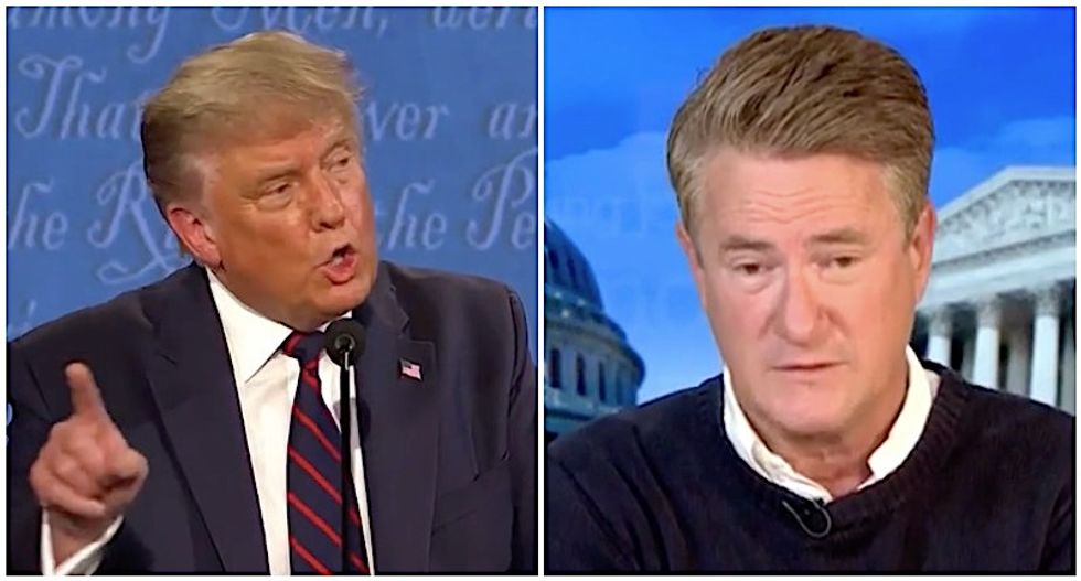 Trump's debate performance set off 'terrible bleeding' for 'Republicans up and down the ballot': Morning Joe