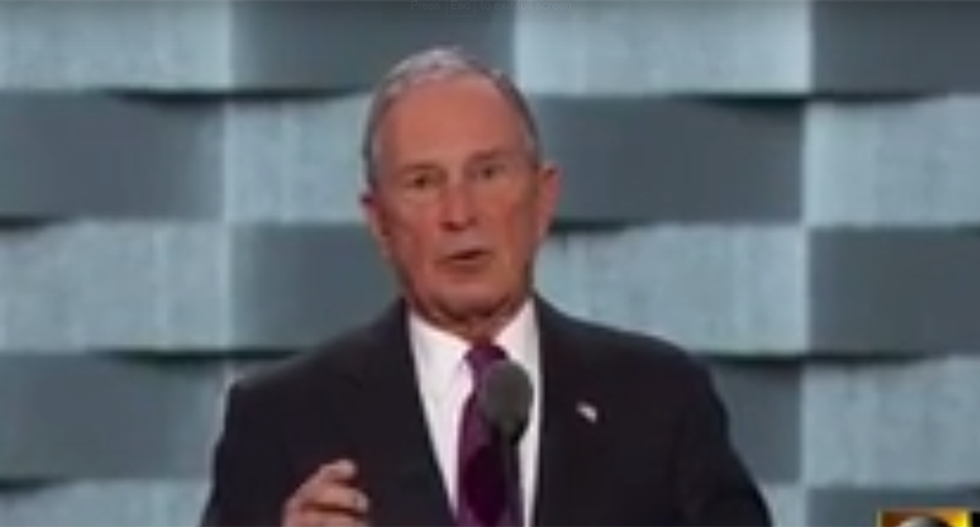 Judge who struck down stop-and-frisk says Bloomberg isn't a racist — but had an 'empty head'