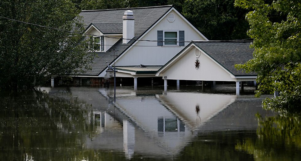 Harvey storm-water releases were unlawful government takings: lawsuits