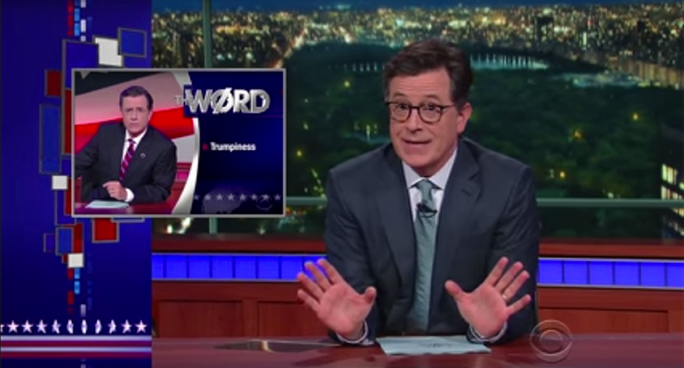 Comedy Central sues Stephen Colbert for playing himself on CBS: I do 'not own my face or name'