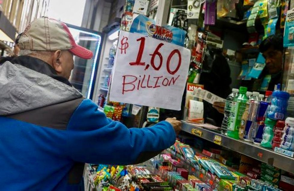 One winning ticket sold in South Carolina for $1.6 billion lottery jackpot: state lottery