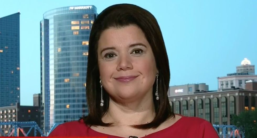CNN's Ana Navarro ridicules Ron DeSantis' October Surprise with a hilarious tip for Andrew Gillum