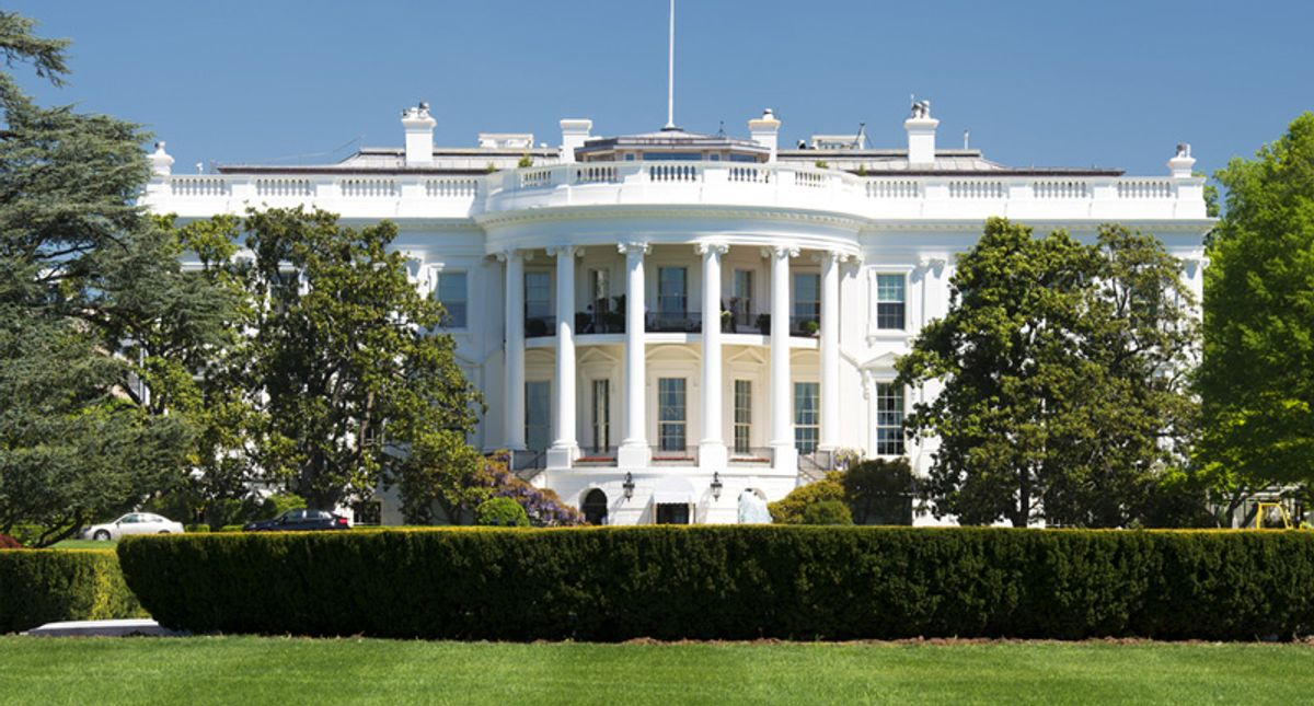 Pentagon investigating mysterious 'directed energy' attack near White House