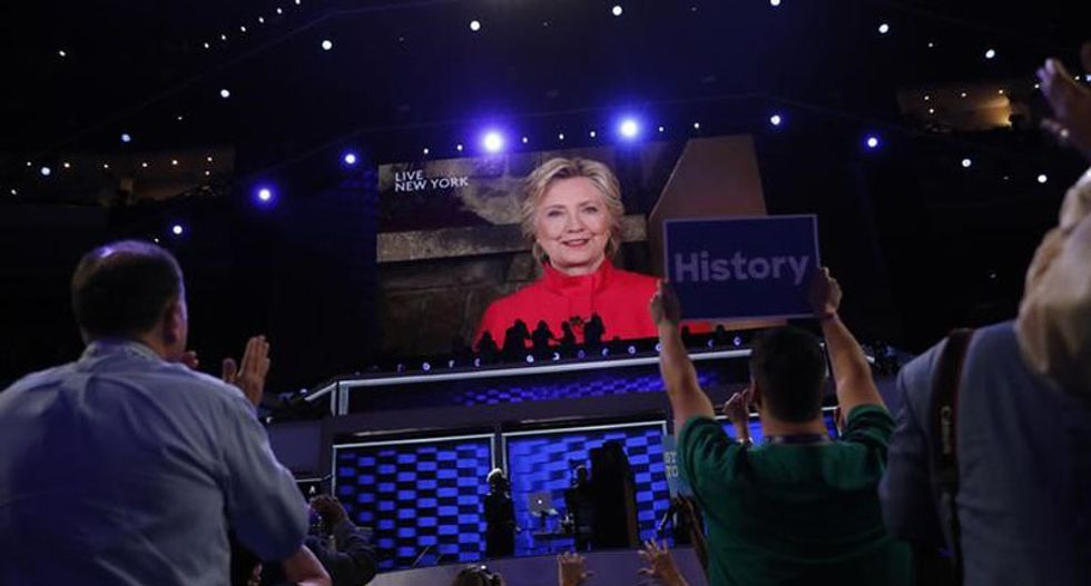 Make Hillary Likable Again: Democrats seek to recast Clinton at convention