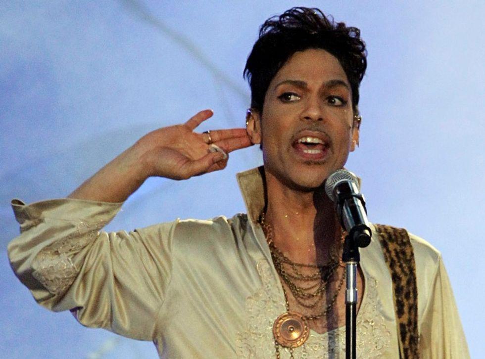 On Prince's 60th birthday, a wild take on a spiritual