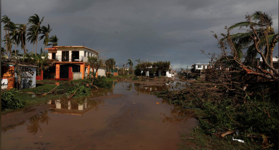 Mexico recovering after Hurricane Willa's 'end of world' onslaught