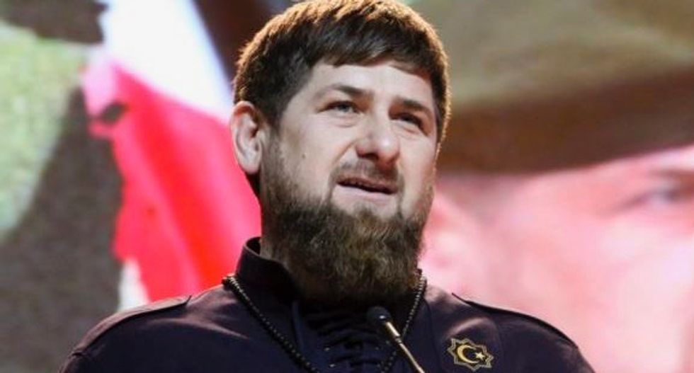 Chechnya forms concentration camps for gays