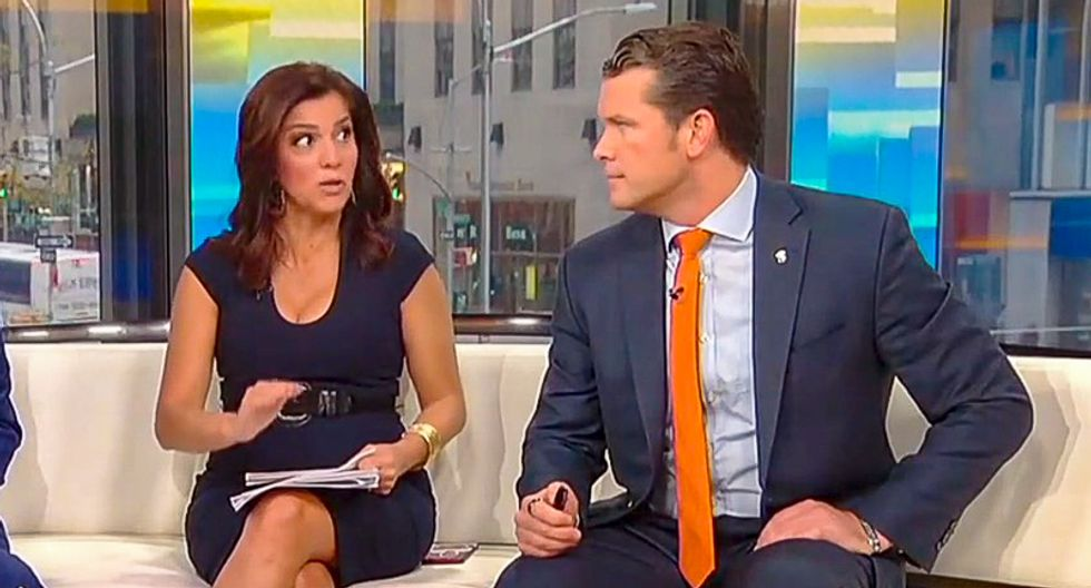 Fox News host: 'Anti-Semitism from the left' is the real cause of hateful attacks on Jews