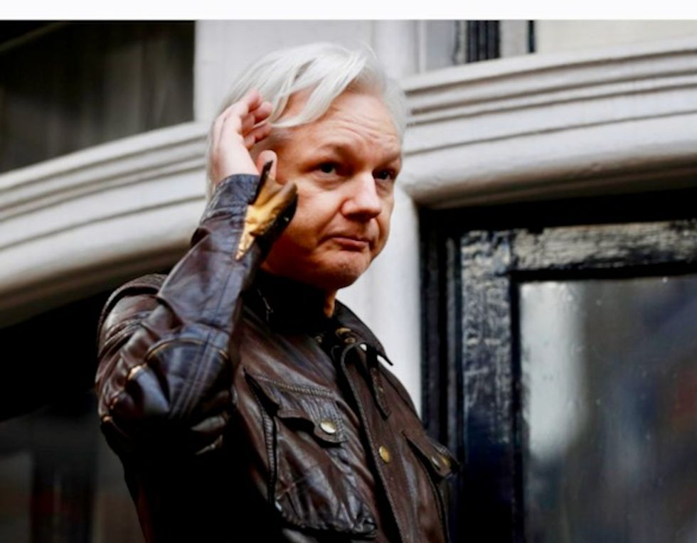 UN tells UK: Allow Assange to leave Ecuador embassy freely