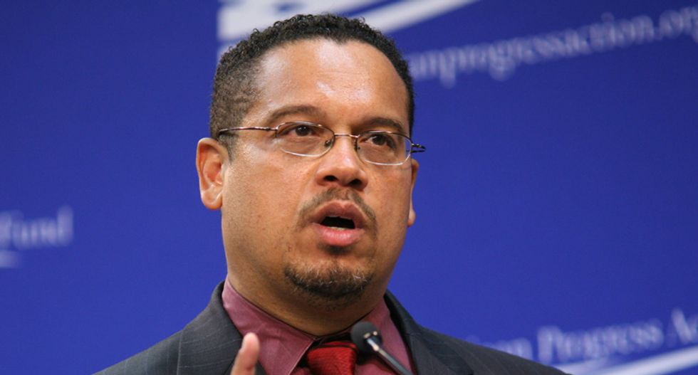 Keith Ellison's opponent may have broken ethics rules with highly partisan right-wing blog