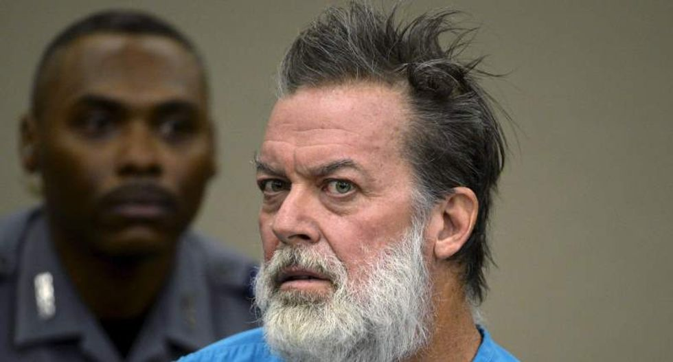 Planned Parenthood gunman declared mentally incompetent for trial