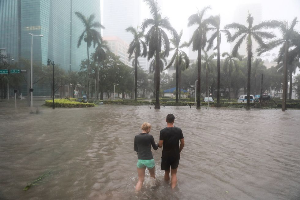 Extreme floods to hit US cities 'almost daily' by 2100