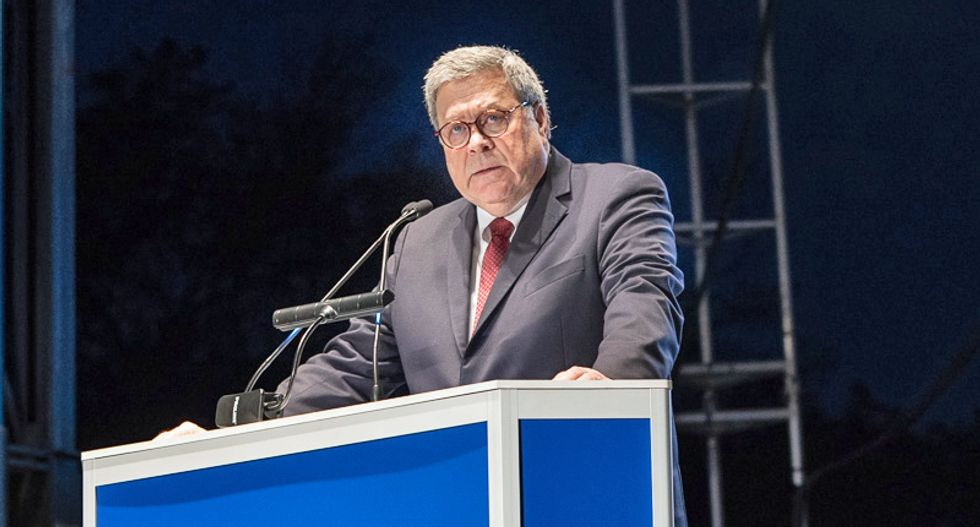Bill Barr threatens legal action to force states to reopen: 'We have to give businesses more freedom to operate'