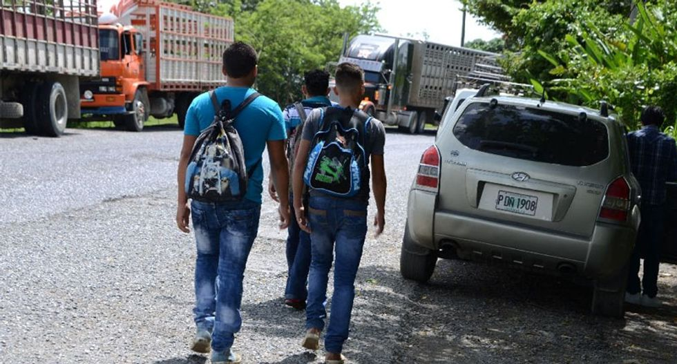 The 'American dream' turns into an unforgettable nightmare for migrants in Honduras