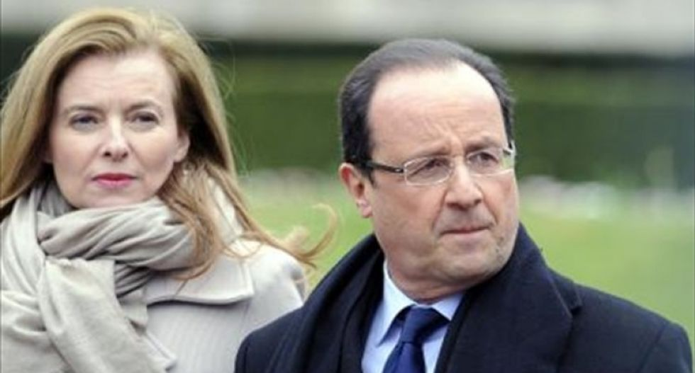 French President Francois Hollande convinced Paris shooting points to terrorist act