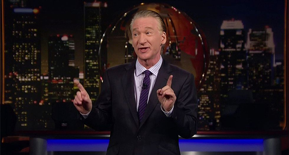 'Joseph and Mary didn't f*ck!': Maher rips evangelical defense of Roy Moore's relations with an underage girl