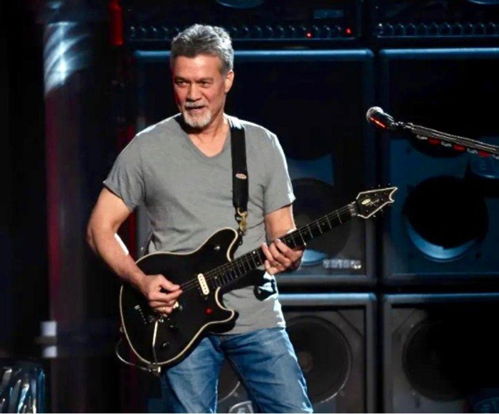 Rock star Eddie Van Halen dies after long battle with cancer