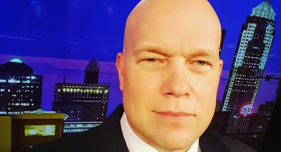 Matthew Whitaker tried to apply to Iowa's Supreme Court by bragging about his college football career