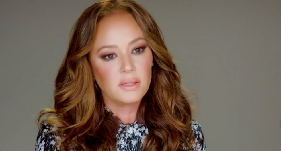 Leah Remini said Scientology was protecting 'Ranch' star Danny Masterson — and now he's been fired