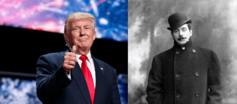 Puccini and Trump: How to negotiate the tricky territory of 'fascist music'