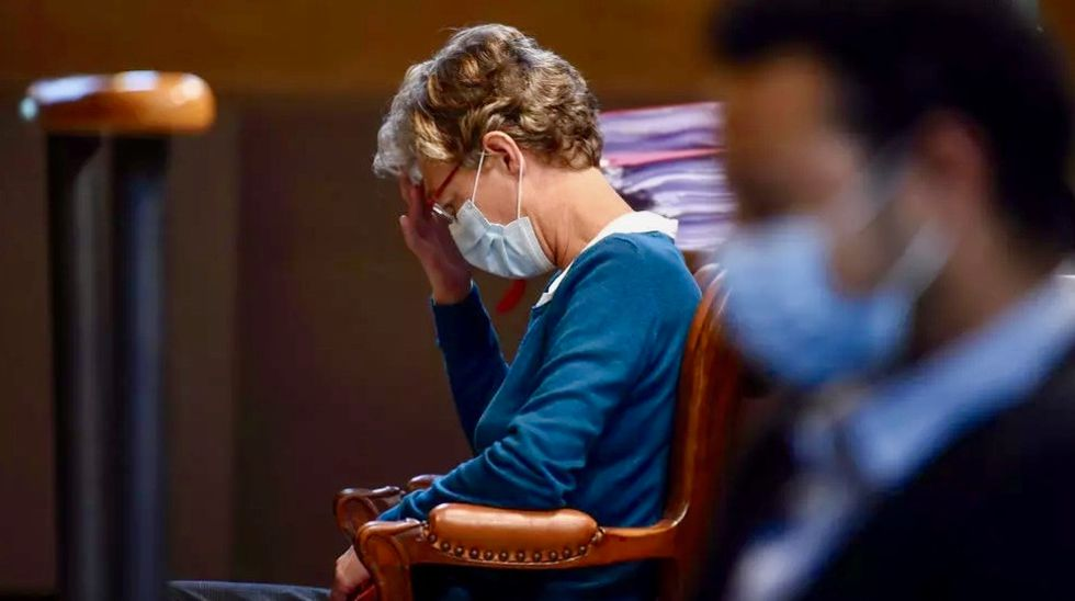 Doctor goes on trial for British woman's death in France