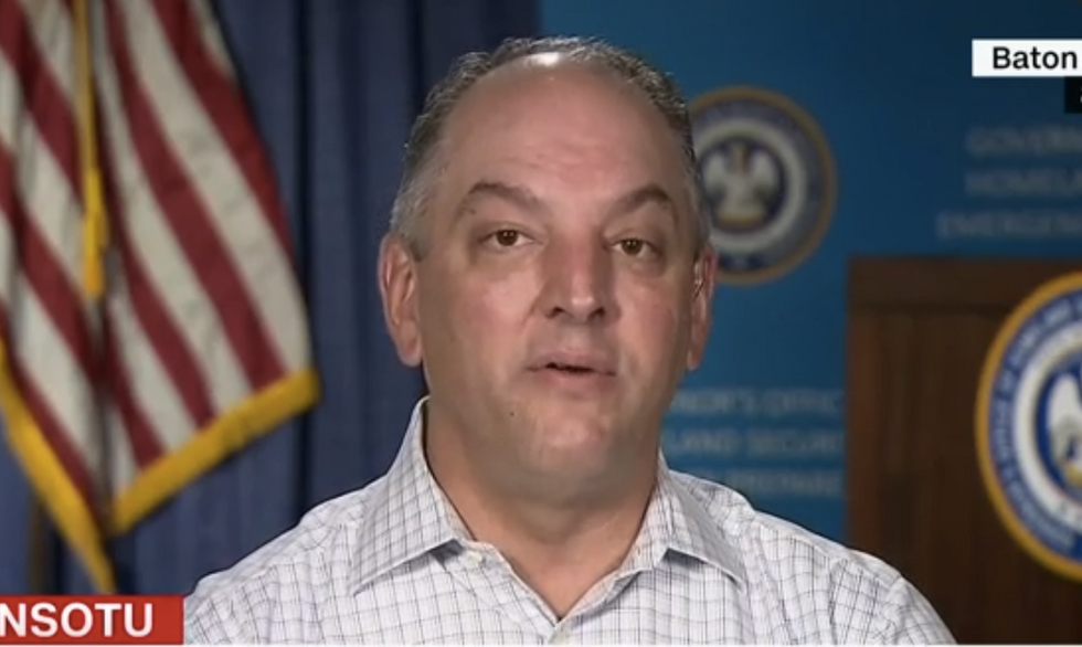 Louisiana GOP preparing 'kamikaze fight' to end Dem governor's COVID pandemic restrictions