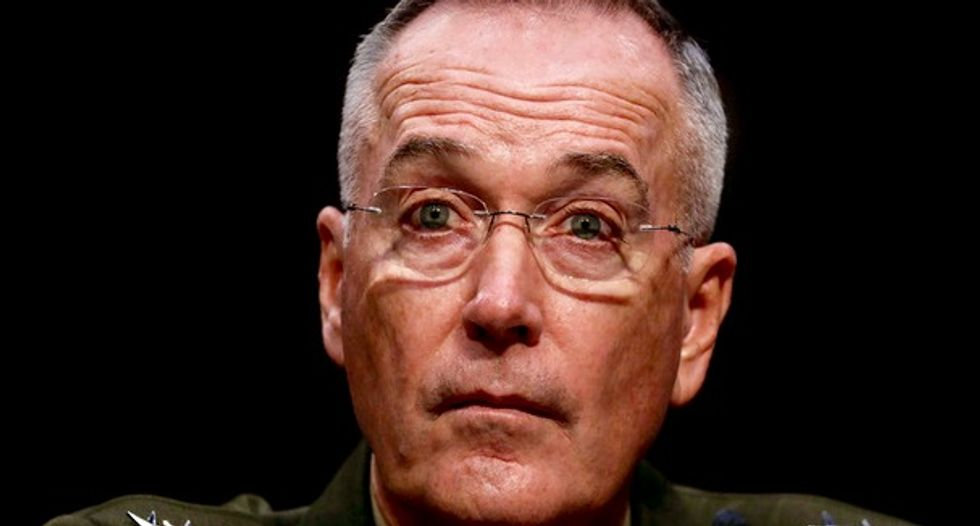 Top US general says 'not giving up' on Pakistan ties