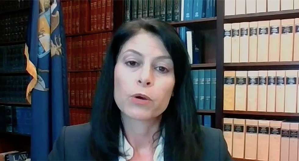 Michigan attorney general says militia's plot could 'be the tip of the iceberg' -- and she anticipates more