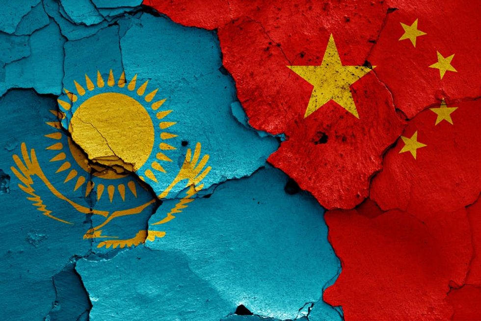 China's Silk Road is laying ground for a new Eurasian order