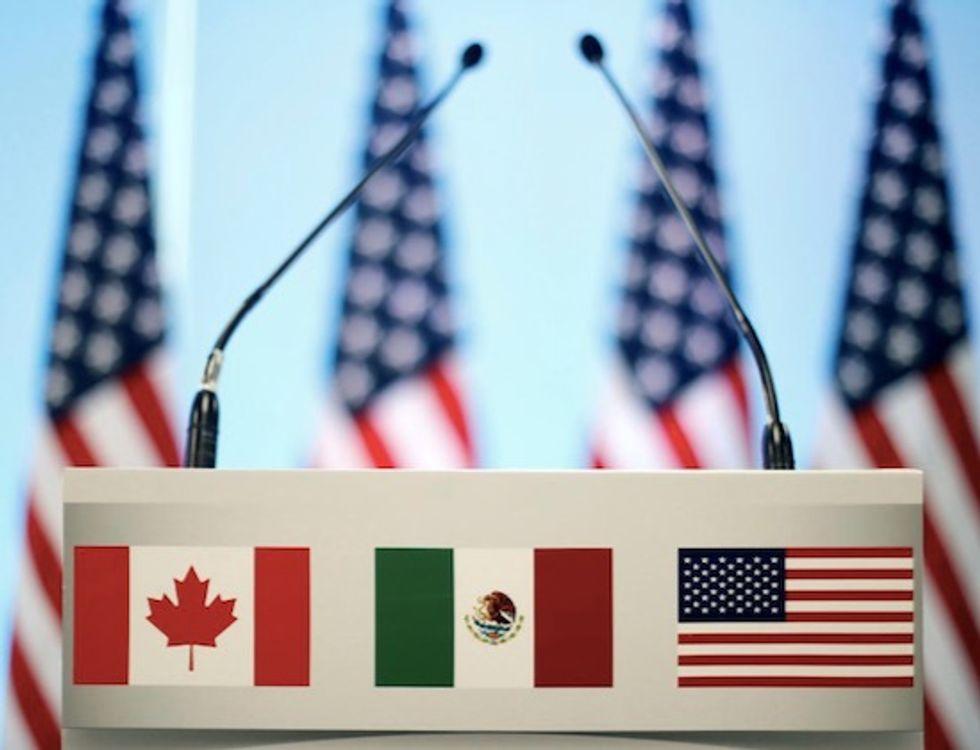 Republican senators urge vote on new NAFTA deal this year