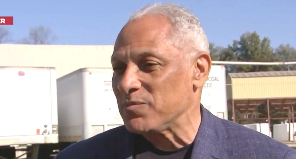 Mike Espy says Cindy Hyde Smith didn't even look him in the eye as she recited her pre-written apology