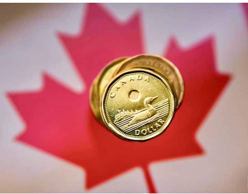Canada posts budget surplus in first six months of 2018/19
