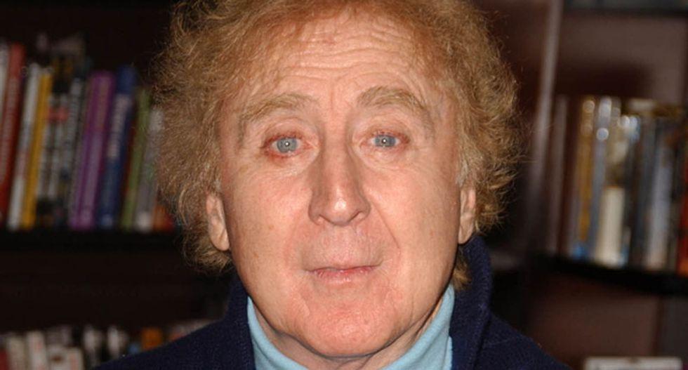 'Willy Wonka' star Gene Wilder dead at 83