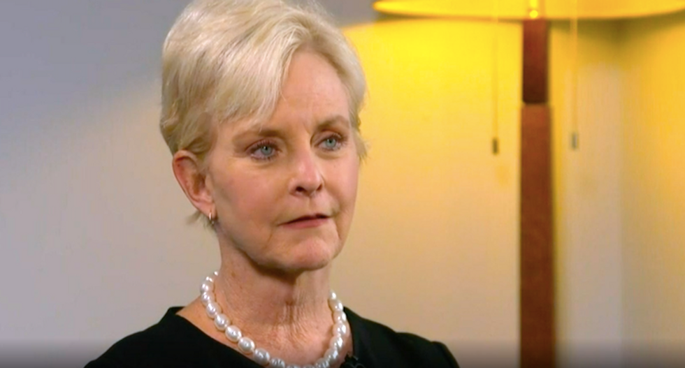 Cindy McCain will never forgive Trump for insulting her husband — and she doubts he'll run for re-election