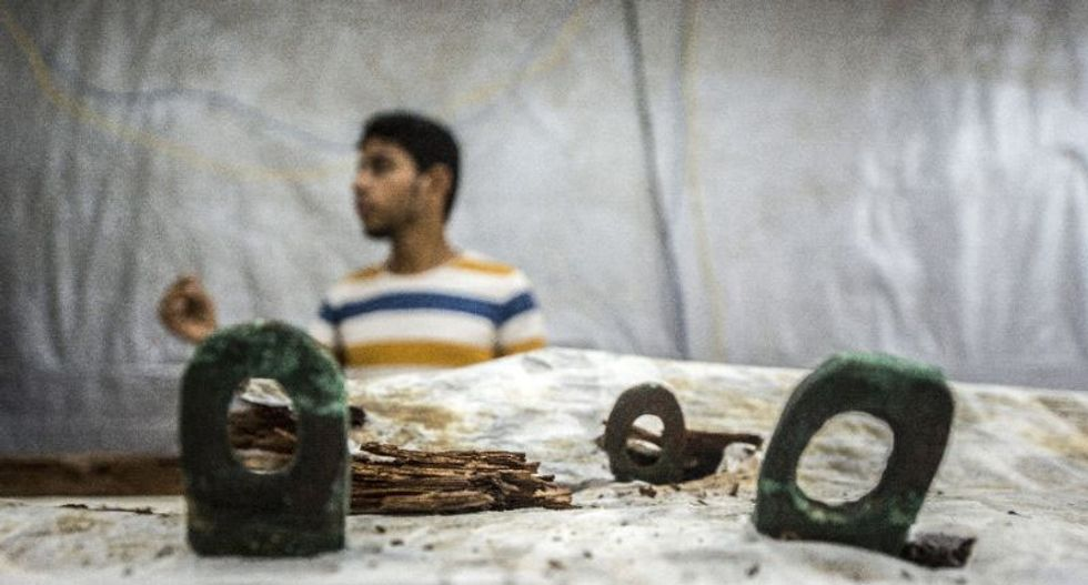 An archeological discovery shows ancient Egyptian ships were even more advanced than thought