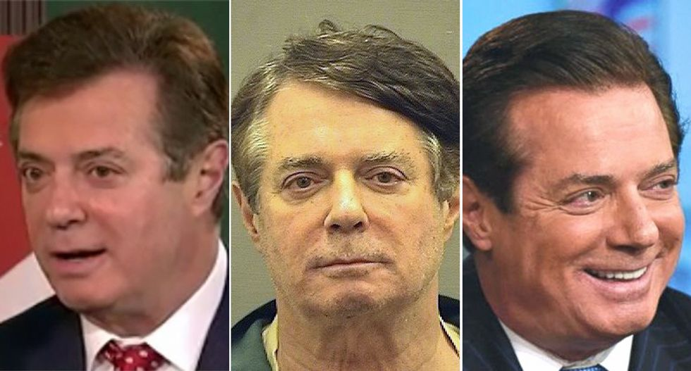 Paul Manafort is keeping one big secret — and that's a ticket out of jail for both him and Donald Trump