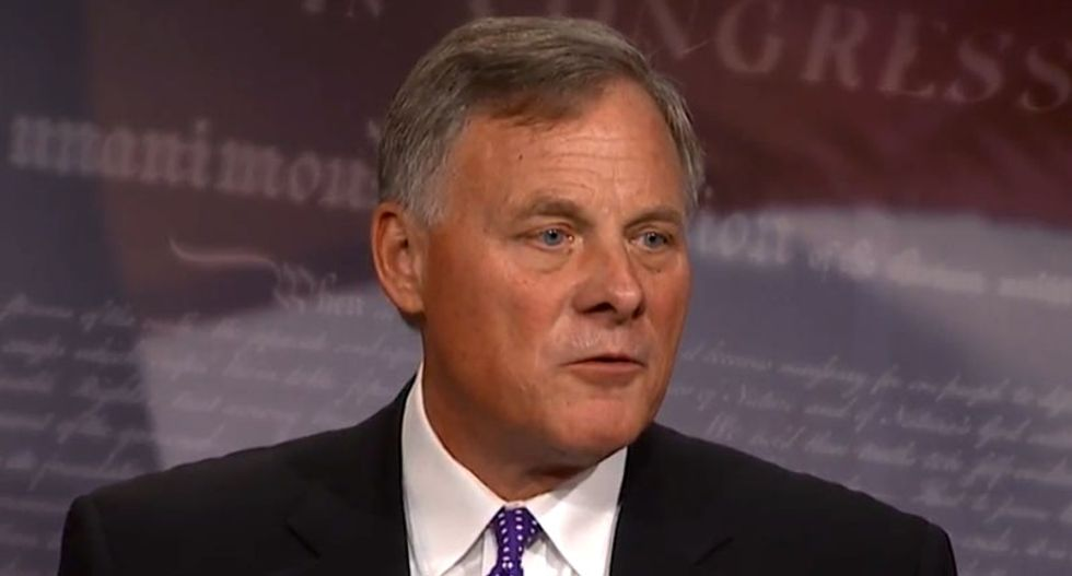 Republican Richard Burr's stock-dumping promotes widespread outrage: 'Lock him up'