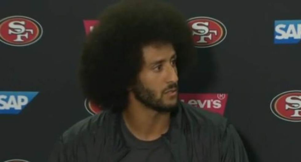 Kaepernick shuts down Fox host and calls out San Francisco cops for racist texts