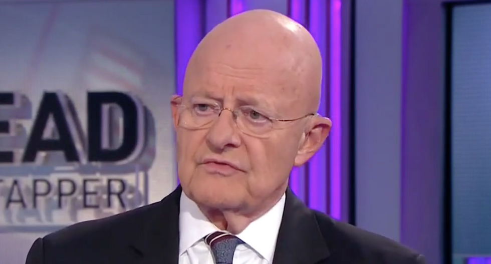 Former intel chief James Clapper explains the larger threat behind Trump's action against Brennan