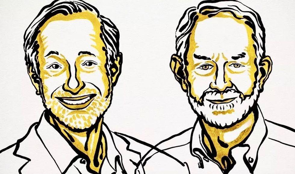 Americans Paul Milgrom and Robert Wilson win 2020 Nobel Prize in Economics